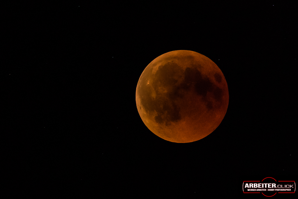 Lunar Eclipse on 27.07.2018